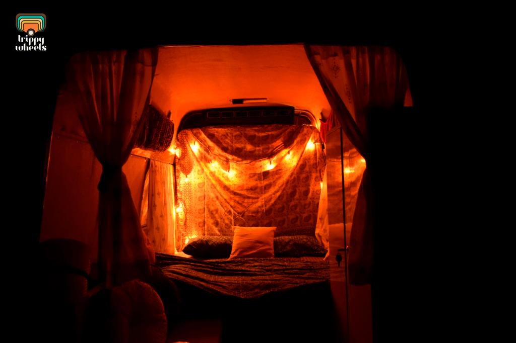 Night life in Trippywheels