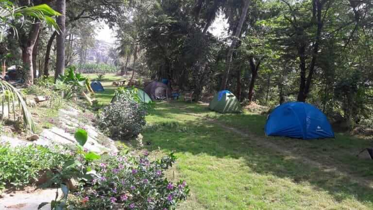 best karnataka trips, camping sites