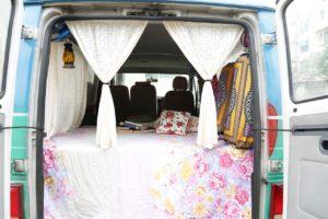 weekend caravan hire
