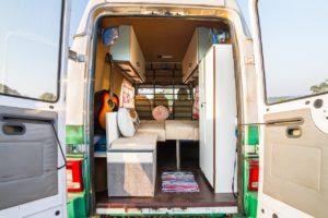 self drive caravan hire