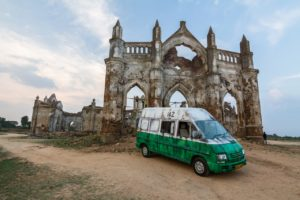 Trippy Wheels Caravans for rent in bangalore