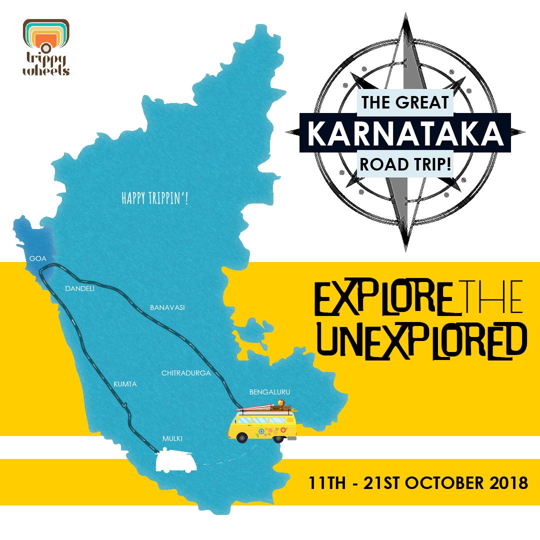 The Great Karnataka Road Trip