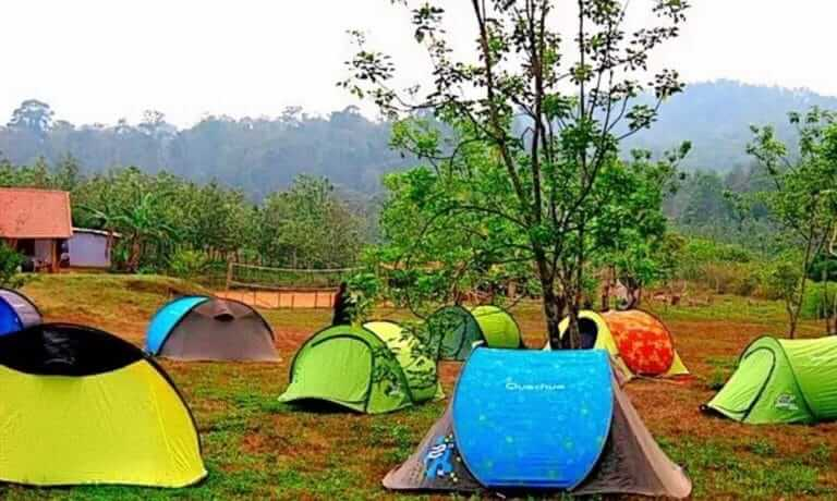 karnataka trip plan, camping sites